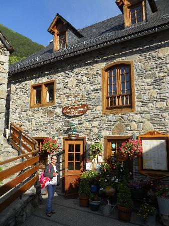 La Grange aux Marmottes : hotel