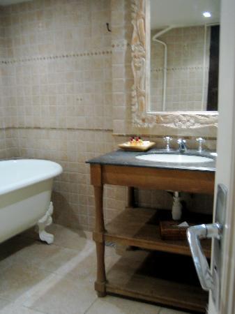 Hotel d'Angleterre, Saint Germain des Pres: Hotel D'angleterre, Paris room 35
