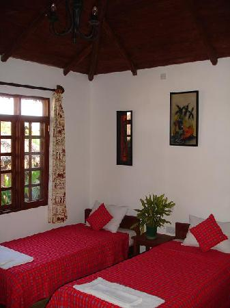 Safariland Cottages: Single rooms