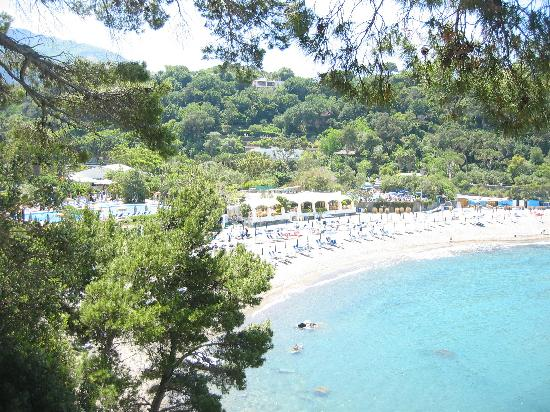 Lacco Ameno, Italien: San Montano Bucht