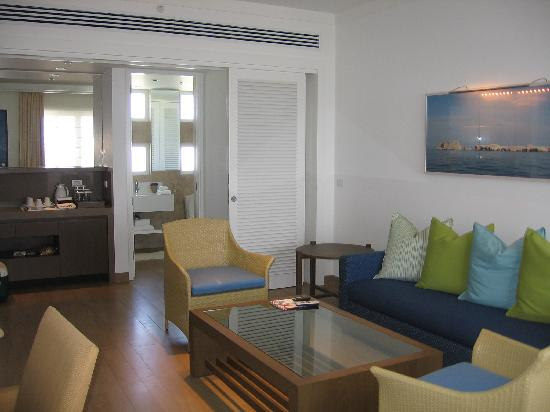 Hotel Paracas, a Luxury Collection Resort : Sala Suite