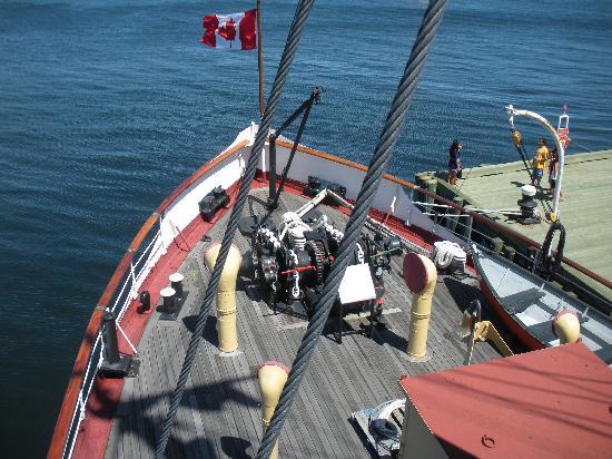 C.S.S. Acadia: same