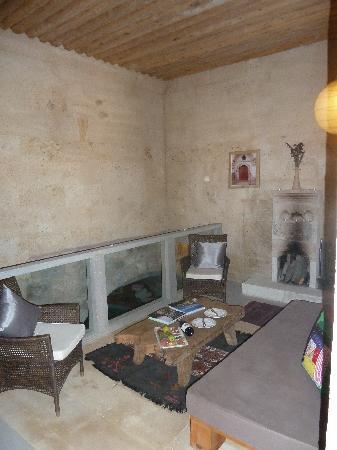 Argos in Cappadocia: vie