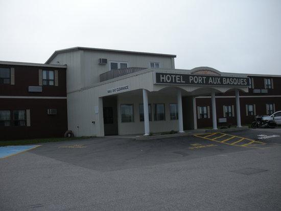 Port aux Basques, Canada: hotel