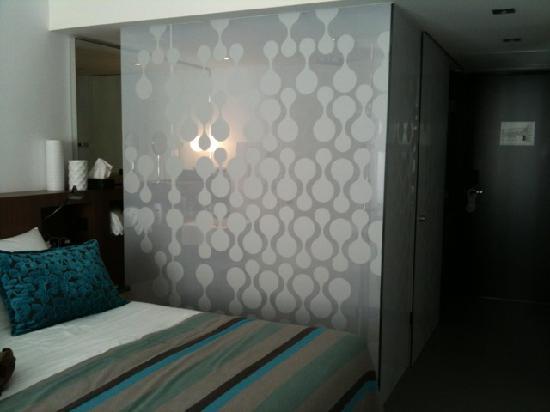 Inspira Santa Marta Hotel: 'bathroom' cubicle