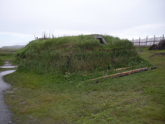 L'Anse aux Meadows, Canada : reproduction