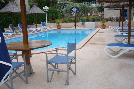 Hotel Spa Les Alpes: la piscine
