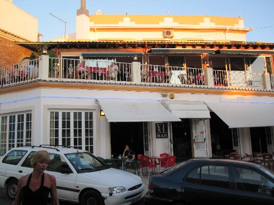Picture of balcony dining area restaurante ruccula for Restaurants with balcony