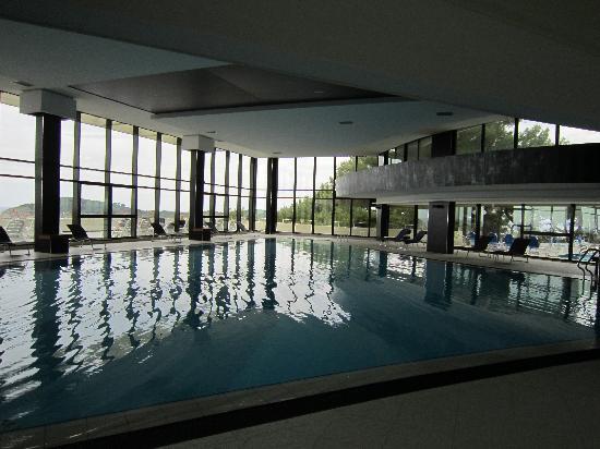 Hotel Croatia Cavtat : la piscine intérieure