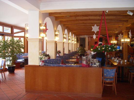 Aparthotel Frankenwald: Restaurant