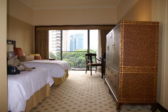 Regent Singapore, A Four Seasons Hotel: Habitacion