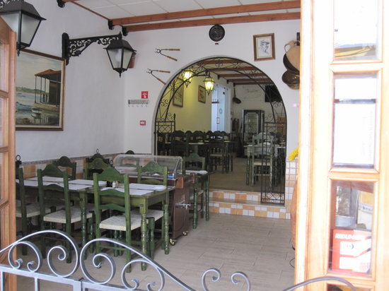 Restaurante os Marafados: View from the outside