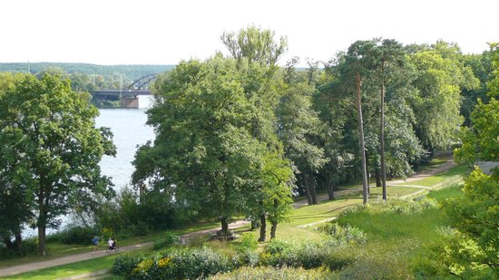 Kongresshotel Potsdam am Templiner See: Ausblick