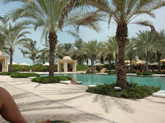 Residence&Spa at One&Only Royal Mirage Dubai : cool pool