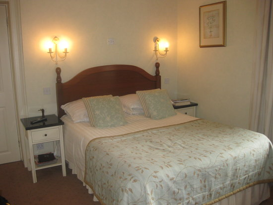Blacklion, Irlande : Comfy bed!