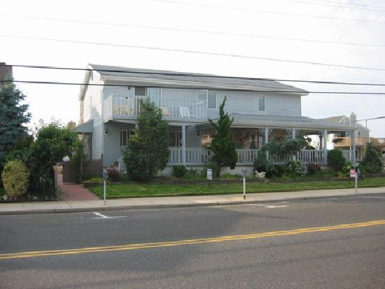 Wildwood Crest, Nueva Jersey: the house on atlantic ave