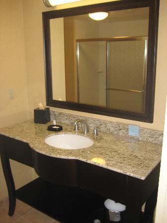 Hampton Inn & Suites Thousand Oaks: Nice sink area