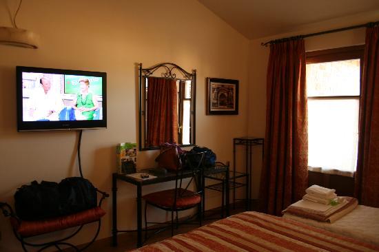 Hotel El Juglar: room
