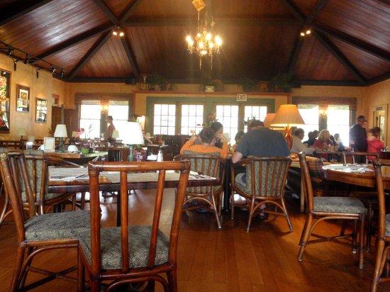 Kilauea Lodge & Restaurant : Kilauea Lodge Restaurant