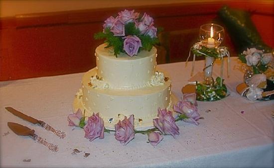 Lincoln Bakery My Wedding Cake