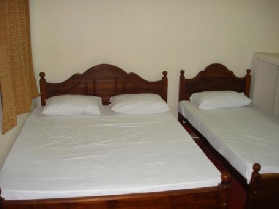 Landmaark Resort : beds