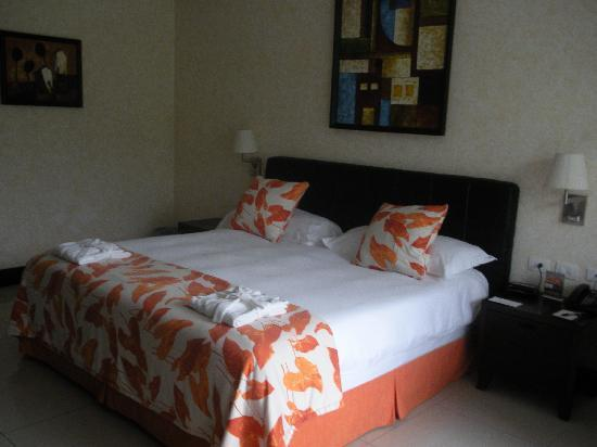 The Royal Corin Thermal Water Spa & Resort: Standard Room