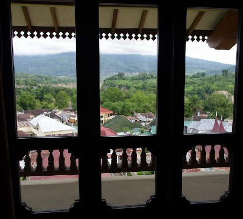 Novotel Bukittinggi: view from room