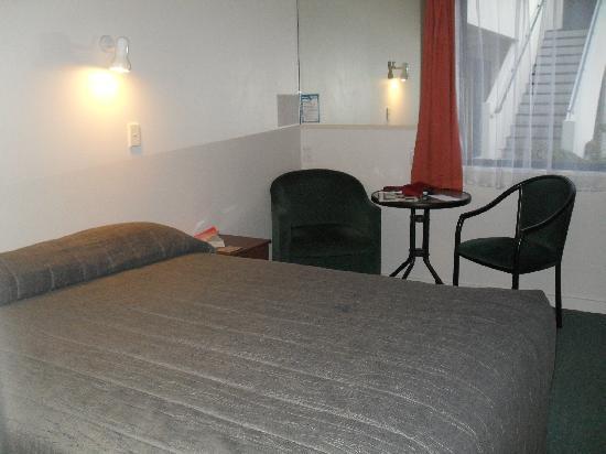 Bella Vista Motel Franz Josef Glacier: Main room