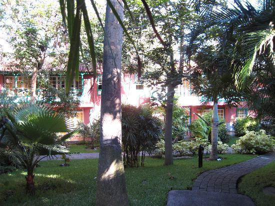 Hacienda San Jorge: Grounds