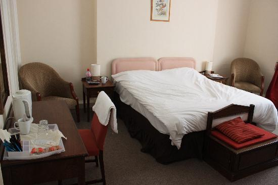 York House Hotel: Deluxe Room with Super King Size Bed