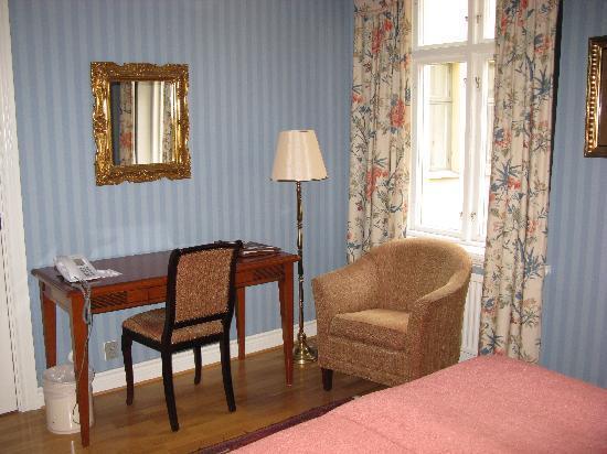 Hôtel Eggers : Zimmer