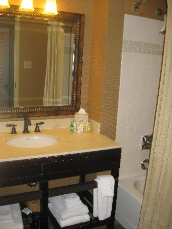 Lansdowne Resort: bathroom