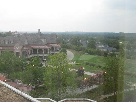 Lansdowne Resort and Spa: view from room