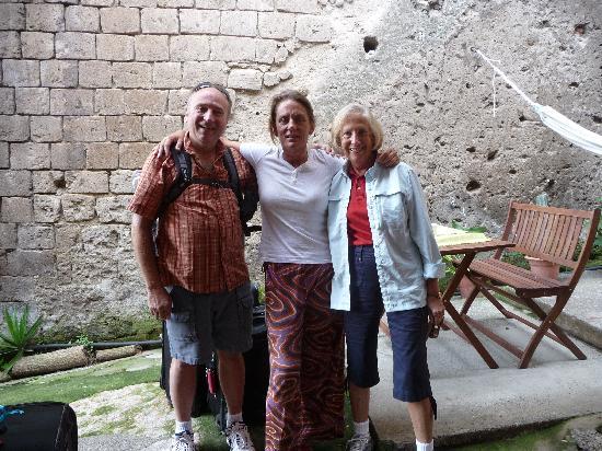 Marina Piccola 73: Here we are with Roberta!