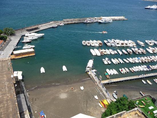 Marina Piccola 73: Overlooking the Marina Piccola