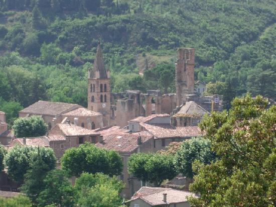 Les Marguerites : Alet-les-Bains  -  Languedoc at its best.