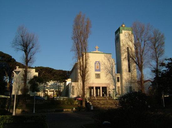 Santander, España: Iglesia de San Roque