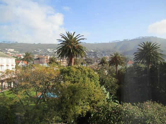 Belmond Mount Nelson Hotel: views fm room