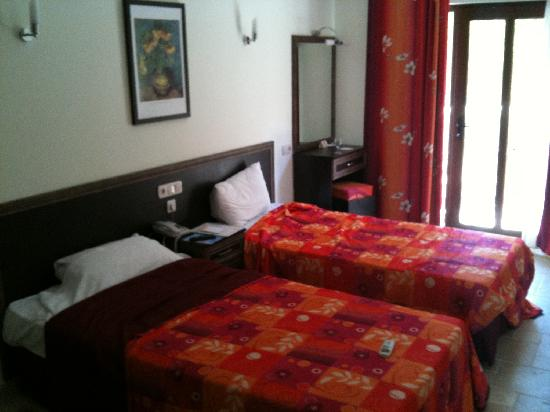 Flamingo Hotel: Deluxe room