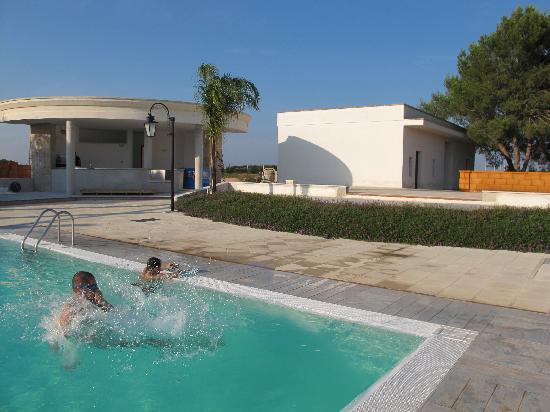 Salice Salentino, Italie : parte della piscina