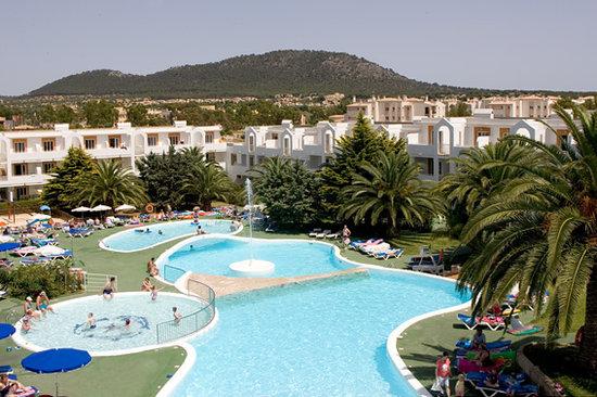 Jutlandia Apartments (Santa Ponsa, Majorca) - Apartment ...