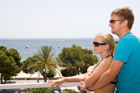 Hotel Tropico Playa  Majorque  Palmanova   U00celes Bal U00e9ares
