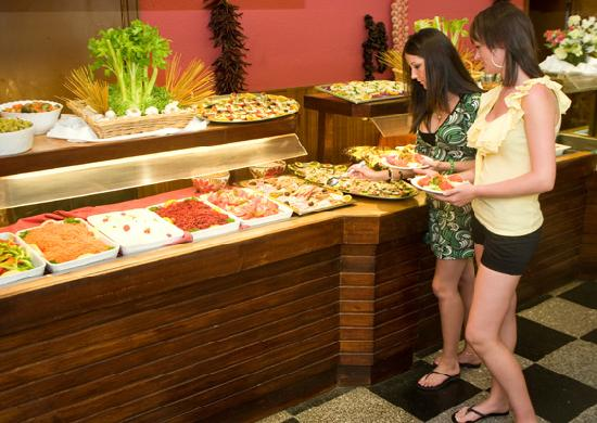 Hotel Tropico Playa: Tropico Playa - The great buffet