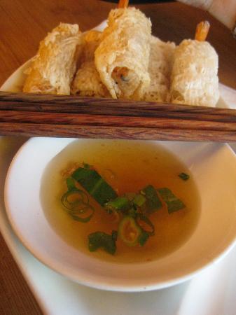 Monsieur Vuong: Spring rolls
