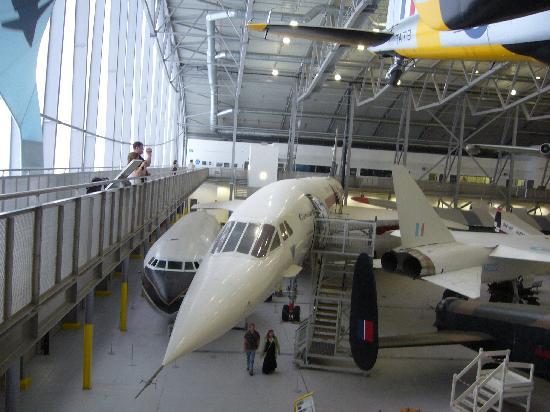 IWM Duxford: Concorde