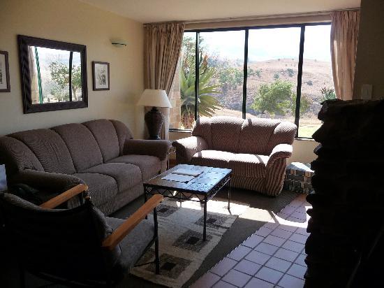 Alpine Heath Resort: Comfortable chalets