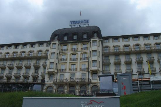 Hotel terrace engelberg switzerland picture of hotel for What is a hotel terrace