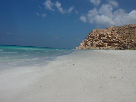 Socotra Island: Shoub beach