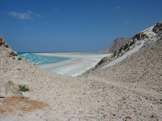 Socotra Island: Qalansyia