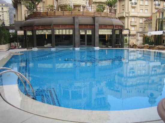 Hôtel Métropole Monte-Carlo : pool
